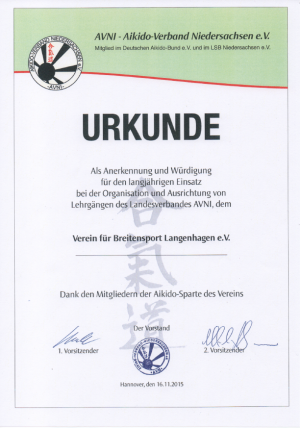 20151116 Urkunde