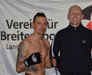 MMA Daniel Makin