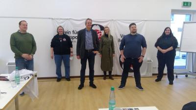 Neuer Vorstand im VfB Langenhagen